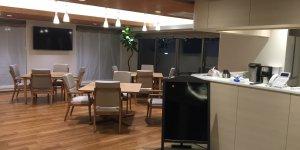 有料老人ホームの食堂